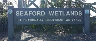 Seaford Wetlands: no extra protection